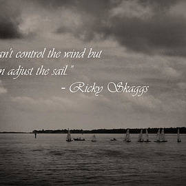 Sailing Quote by Kelly Hazel