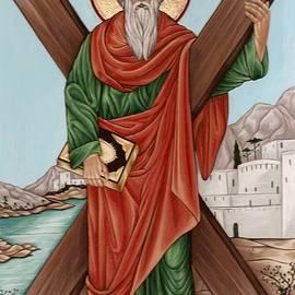 Doru Ionut Pustianu - Saint Apostle Andrew