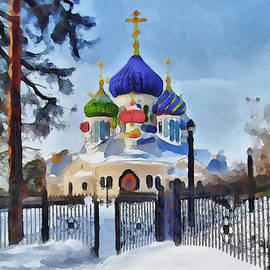 Yury Malkov - Saint Igor Chernigov Church 2