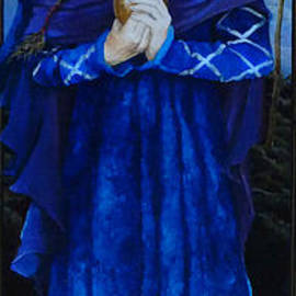 Lesly Holliday - Saint Margaret of Scotland