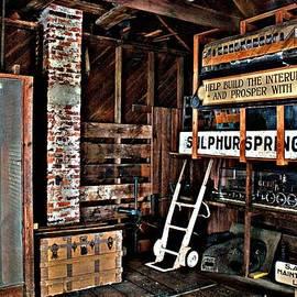 SAL Railroad Depot by John Black