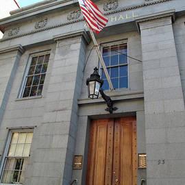 Barbara McDevitt - Salem City Hall