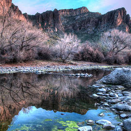 Tam Ryan - Salt River Reflections
