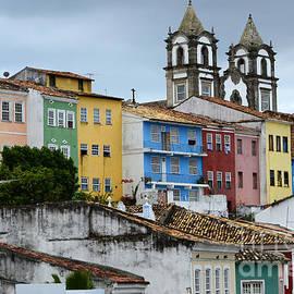 Bob Christopher - Salvador Brazil The Magic Of Color