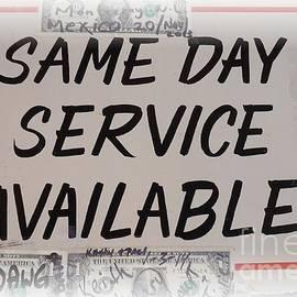 Barbie Corbett-Newmin - Same Day Service Available