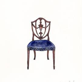 Samuel Mcintire Chair by Jazmin Angeles