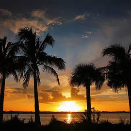 San Carlos Bay Sunset III by Steven Ainsworth