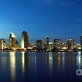 San Diego Reflections by Mel Steinhauer