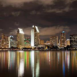 Lee Kirchhevel - San Diego Skyline 1