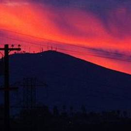 San Diego Sunrise  Start Of A Beautiful Day by Phyllis Spoor