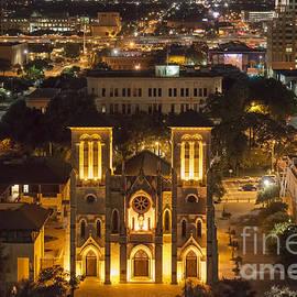 Bob Phillips - San Fernando Cathedral