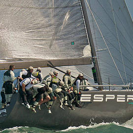 Steven Lapkin - San Francisco Bay Racing