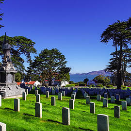 San Francisco National Cemetery by Scott McGuire