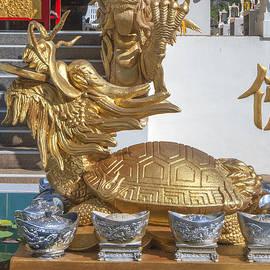 San Jao Cham Cheju Hut Dragon-headed Turtle DTHP0469 by Gerry Gantt