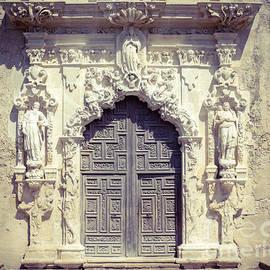 San Jose Doorway by Sonja Quintero