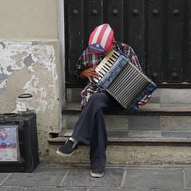 Richard Reeve - San Juan Accordion Player