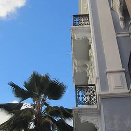San Juan Architecture 2 by Anita Burgermeister