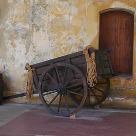 San Juan - San Cristobal Wagon by Richard Reeve