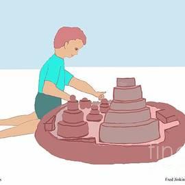Fred Jinkins - Sand Castles