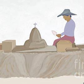Fred Jinkins - Sand Village