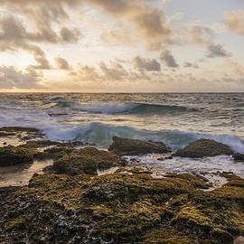 Brian Harig - Sandy Beach Sunrise 2 - Oahu Hawaii