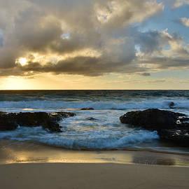 Brian Harig - Sandy Beach Sunrise 4 - Oahu Hawaii