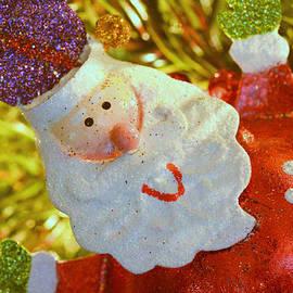 Santa Greetings by Andrea Platt