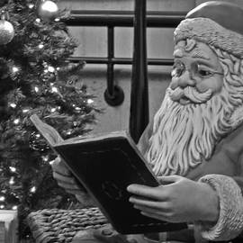 Santa Likes to Read by Ann Horn
