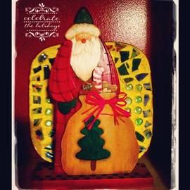 Santa's Sack Is Getting Full! #santa