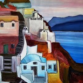 Dimitra Papageorgiou - Santorini Greece 3