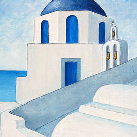 Jerome Stumphauzer - Santorini Island Greece