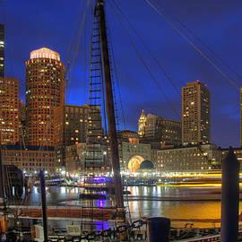 Joann Vitali - Saturday Night Boston Hustle