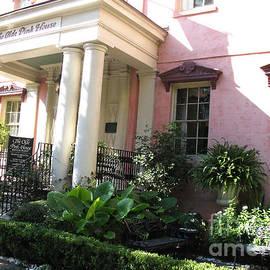 Kathy Fornal - Savannah Georgia - The Olde Pink House Historical Restaurant