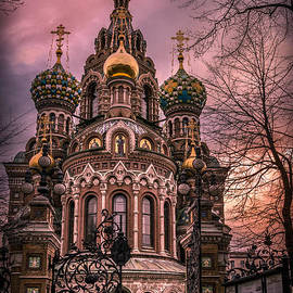 Ludmila Nayvelt - Savior on the Spilled Blood