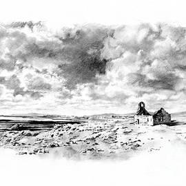 Bleak Chapel by Paul Davenport