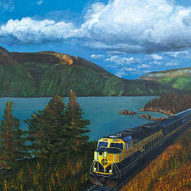 Christy Hollibone - Scenic Train Ride