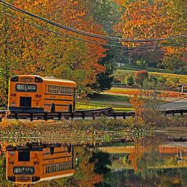 Karol Livote - School Days of Autumn