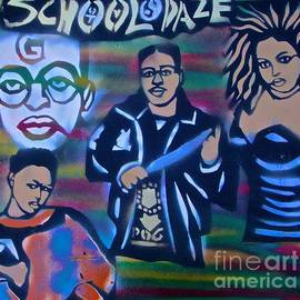 Tony B Conscious - School Daze 2