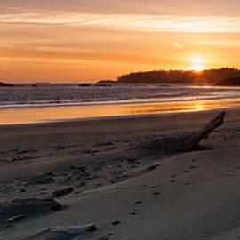 Allan Van Gasbeck - Schooner Cove Panorama