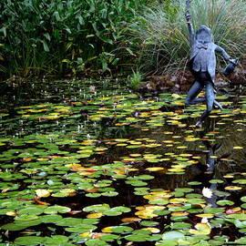 Schramsberg Winery Pond by Jeff Lowe