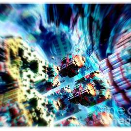 Kevin Martin - Sci fi 11
