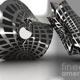 Eric Nagel - Sculpture Grey