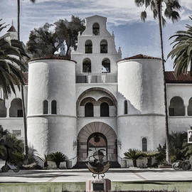 Hepner Hall by Photographic Art by Russel Ray Photos