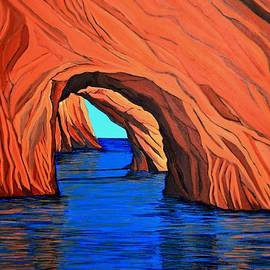 Dimitra Papageorgiou - Sea Caves 1