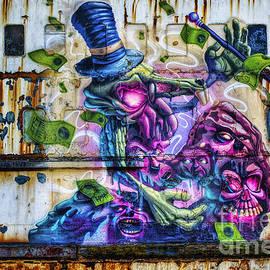 Ian Mitchell - Sea Monster Art