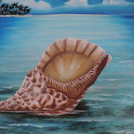 Sea Shell by Dianna Lewis