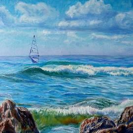 Elena Sokolova - Seascape