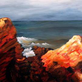 Uma Krishnamoorthy - Seascape series 6