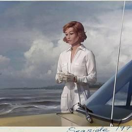 Seaside 1974 by Udo Linke