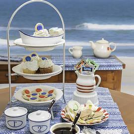 Seaside Tea Party by Karen Stephenson